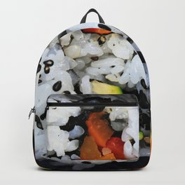 Sushi Backpack