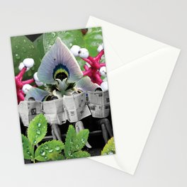 I Wonder What the Headline is Today? Stationery Cards