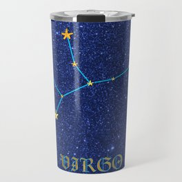 Constellations - VIRGO Travel Mug
