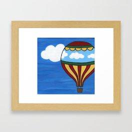 Cloudcatcher Framed Art Print