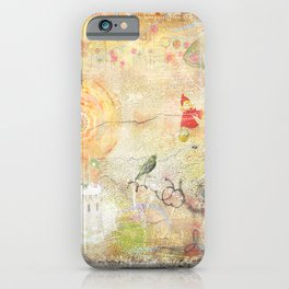 Dreaming of Klee iPhone Case
