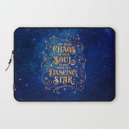 Dancing Star Laptop Sleeve