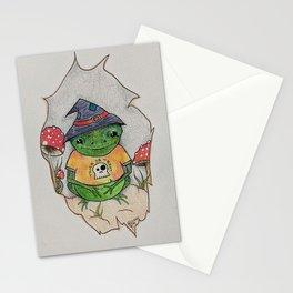 Flynn The Familiar Stationery Cards