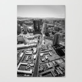 Vegas Strip Canvas Print