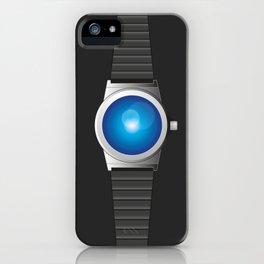 Fényóra iPhone Case