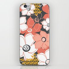 Petals & Pods - Sorbet iPhone & iPod Skin