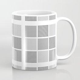 carreaux checked fabric  graphic Coffee Mug
