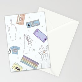 She's a Baby Stationery Cards