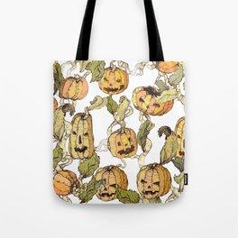 pumpkin soap Tote Bag