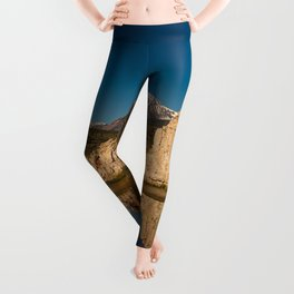 Mono Lake Reflections Leggings