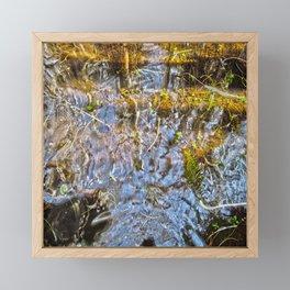Let Me Think Framed Mini Art Print