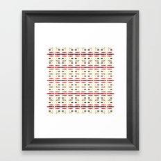 Egy C Framed Art Print