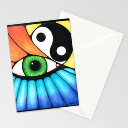 Philosophical Eye Stationery Cards