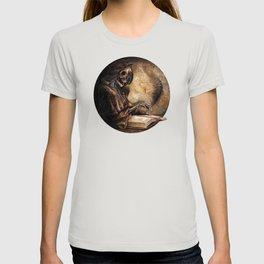 Skeleton Scribe T-shirt