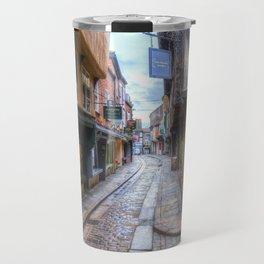 The Shambles Street York Travel Mug