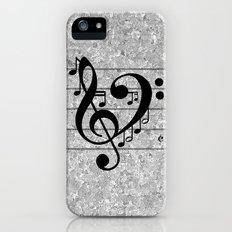 Love Music iPhone (5, 5s) Slim Case