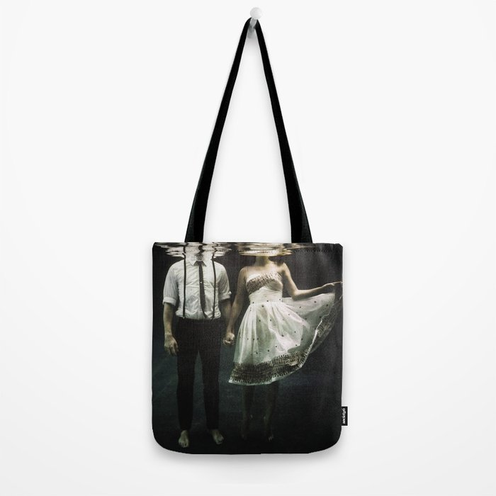 abyss of the disheartened : IV Tote Bag