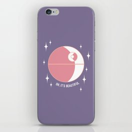 Death Star iPhone Skin