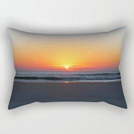 Sunrise on St Augustine Rectangular Pillow