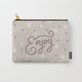 Enjoy Carry-All Pouch