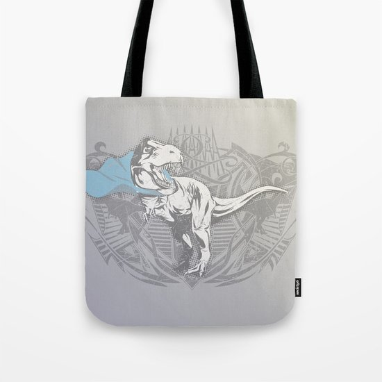 Fearless Creature: Rexy Tote Bag
