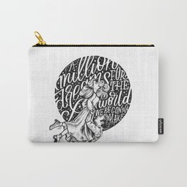 A Million Dreams Carry-All Pouch