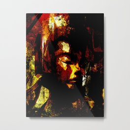 Inner Reflections Metal Print