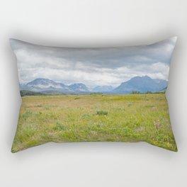 Montana Views Rectangular Pillow