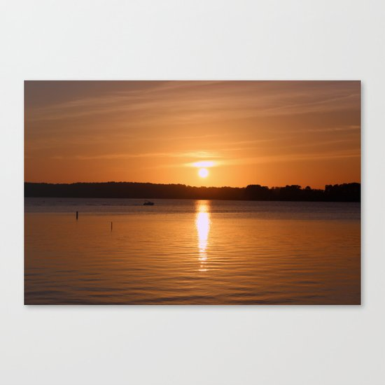 One More Canvas Print