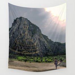 Khao Cheejan Mountain Wall Tapestry