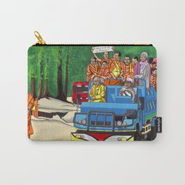 Truckin' Monks Carry-All Pouch