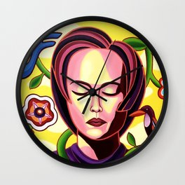 Feeling the flow in the Hanoi Spring Wall Clock