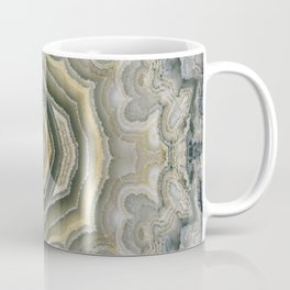Lace Agate Coffee Mug