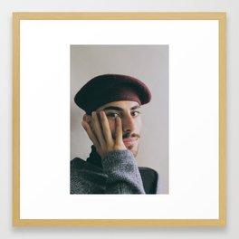 Khaled Framed Art Print