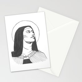 St. Teresa of Avila Stationery Cards