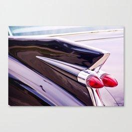 High Fin Canvas Print