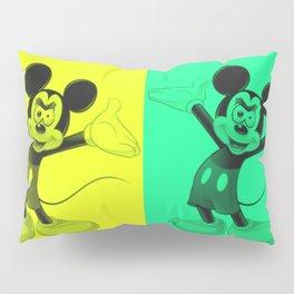 Hell No Mick-ey Pillow Sham