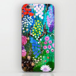 Life is a Tapestry iPhone Skin