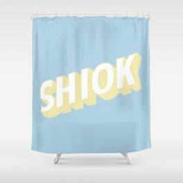 SHIOK Shower Curtain