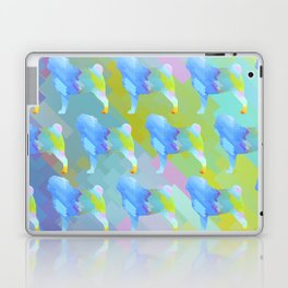 Pugs Pattern Laptop & iPad Skin