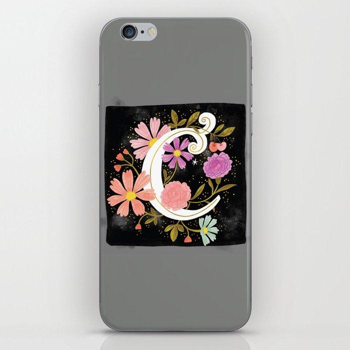 Artsy Alphabet: C iPhone Skin