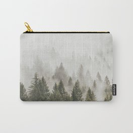 Forest Photography, Nature, Wilderness Carry-All Pouch