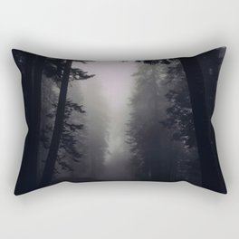Dark Rectangular Pillow