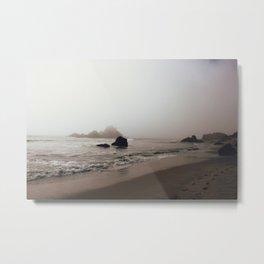 Pfeiffer Beach, California Metal Print