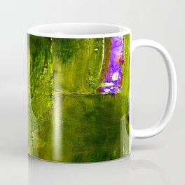 Into The Blue No.3j by Kathy Morton Stanion Coffee Mug