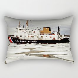 Biscayne Bay USCG Cutter Rectangular Pillow