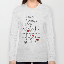 Love always wins Long Sleeve T-shirt