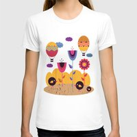 spring T-shirts featuring Spring by Kakel