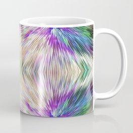 213 - Abstract diamond design Coffee Mug