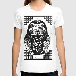 Yakuyoke Daruma T-shirt